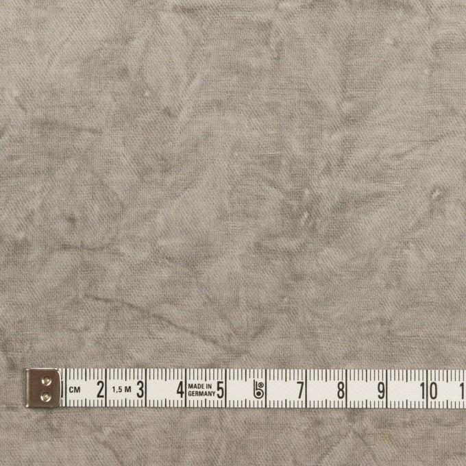 コットン×ミックス(ストーングレー)×ボイルジャガード_全2色 イメージ4