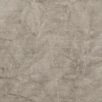 コットン×ミックス(ストーングレー)×ボイルジャガード_全2色