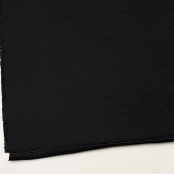 ポリエステル&アクリル×ボーダー(ブラック)×二重ジャガード サムネイル2