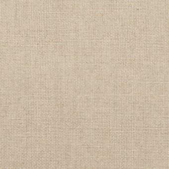 リネン×無地(グレイッシュベージュ)×オックスフォード サムネイル1