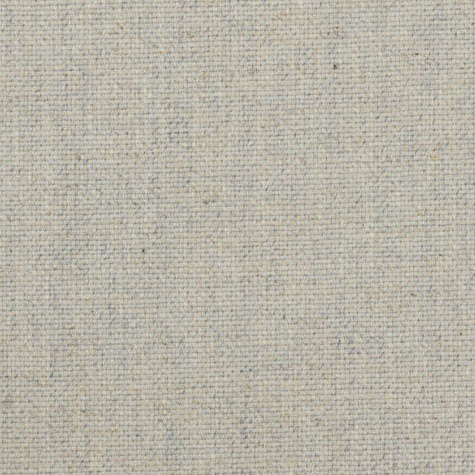 コットン&リネン×無地(サックス)×厚オックスフォード イメージ1