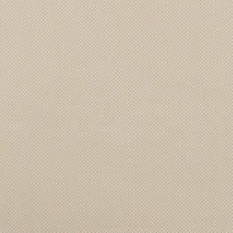 コットン&ポリウレタン×無地(オイスター)×チノクロス・ストレッチ サムネイル1