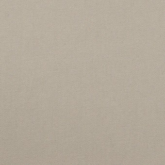 コットン×無地(ストーングレー)×サージ_イタリア製 サムネイル1
