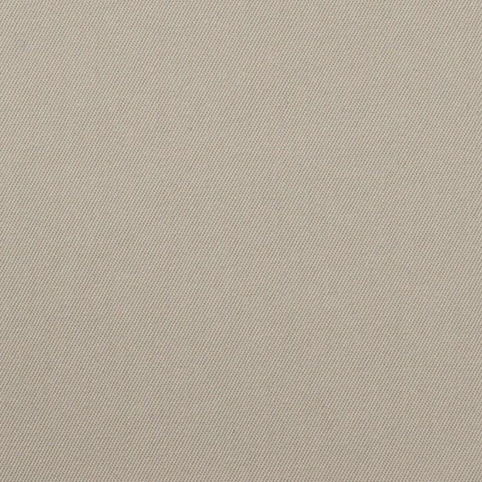 コットン×無地(ストーングレー)×サージ_イタリア製 イメージ1