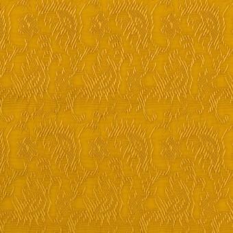 レーヨン&ナイロン×幾何学模様(ハニーゴールド)×ジャガード サムネイル1