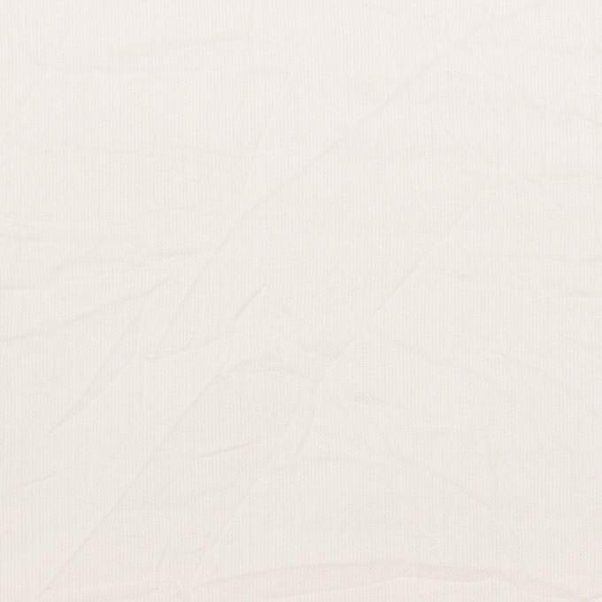 コットン&テンセル×無地(ミルク)×ボイルワッシャー_全3色 イメージ1