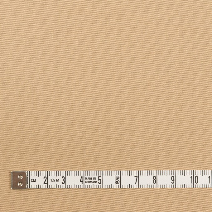 コットン×無地(ベージュ)×二重織_全4色 イメージ4