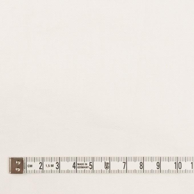 コットン×無地(オフホワイト)×チノクロス イメージ4
