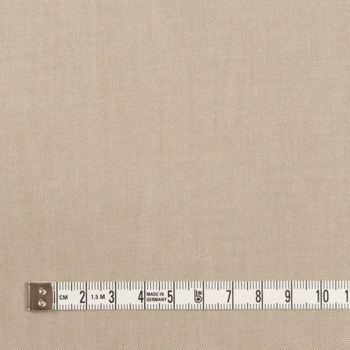 コットン×無地(カーキベージュ)×ダンガリー_イタリア製 イメージ4