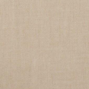 【150cmカット】コットン×無地(カーキベージュ)×ダンガリー_イタリア製