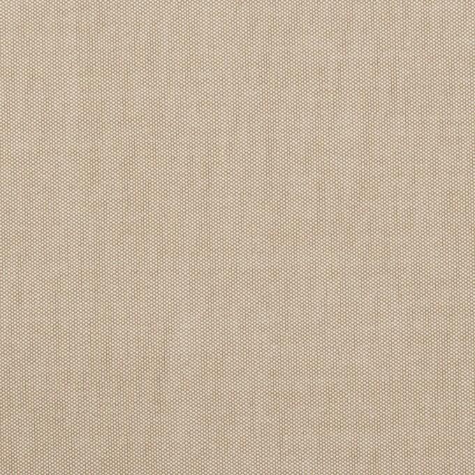 コットン×無地(カーキベージュ)×ダンガリー_イタリア製 イメージ1