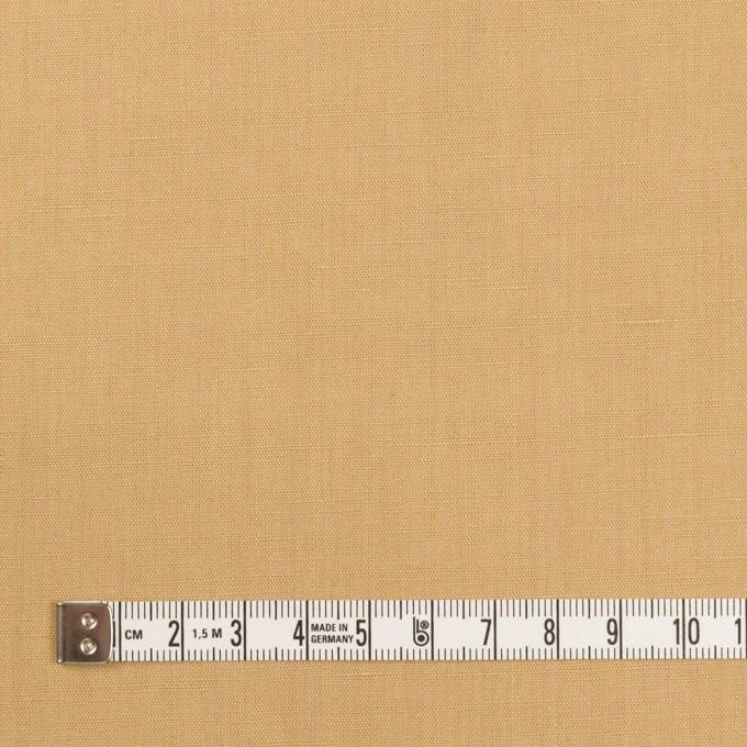 リネン&コットン×無地(チャイ)×シーチング イメージ4