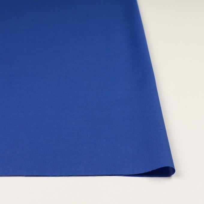 コットン×無地(マリンブルー)×薄サージ_全4色 イメージ3