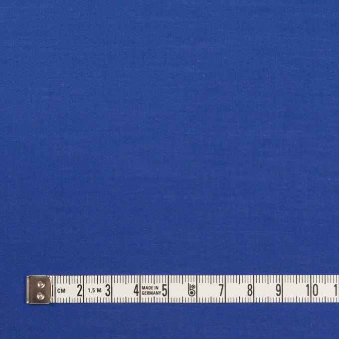 コットン×無地(マリンブルー)×薄サージ_全4色 イメージ4