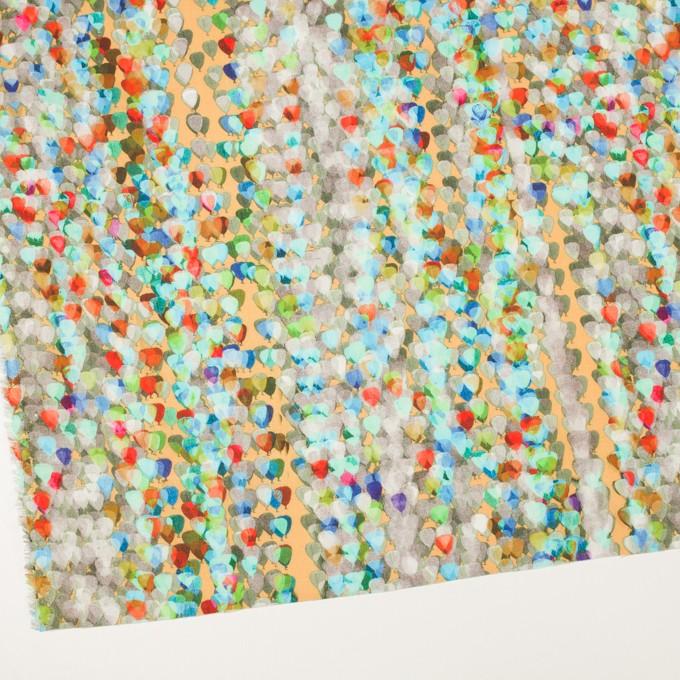 リネン×バルーン(ブルー&ネープルス)×薄キャンバス_全3色 イメージ2