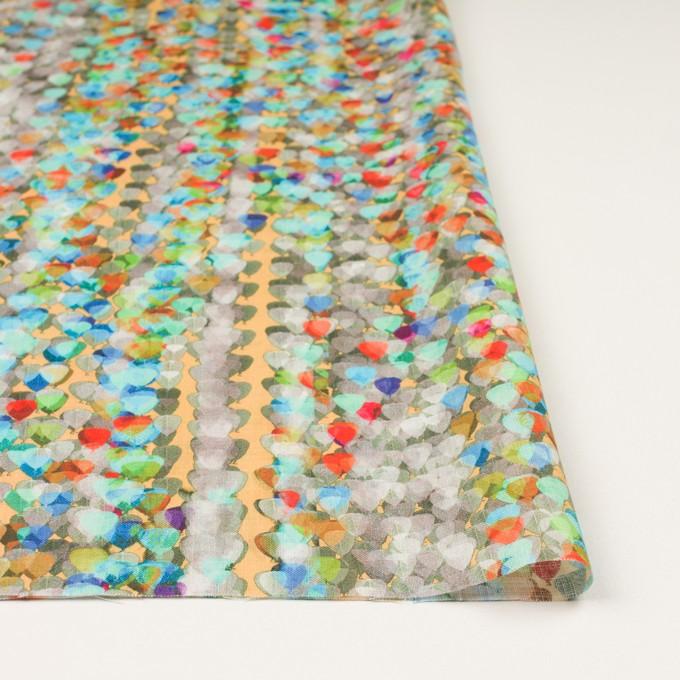 リネン×バルーン(ブルー&ネープルス)×薄キャンバス_全3色 イメージ3