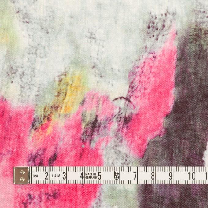リネン×シェル(ピンク&ライム)×薄キャンバス_全3色 イメージ4
