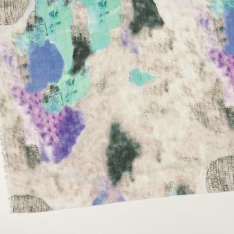 リネン×シェル(サワー&グレープ)×薄キャンバス_全3色 サムネイル2
