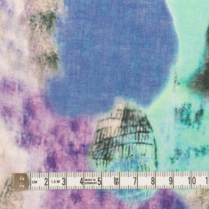 リネン×シェル(サワー&グレープ)×薄キャンバス_全3色 イメージ4