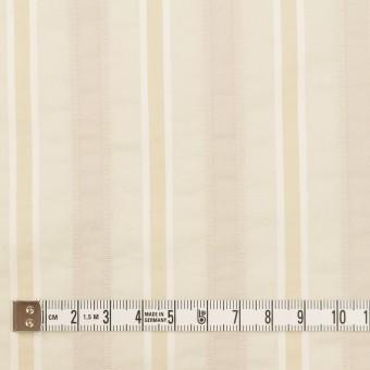コットン&ポリエステル×ストライプ(アトモスグリーン)×ローンジャガード_全3色 サムネイル4