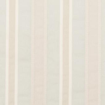 コットン&ポリエステル×ストライプ(パールブルー)×ローンジャガード_全3色