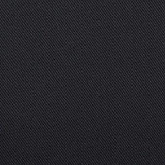 コットン&ポリウレタン×無地(ダークネイビー)×チノクロス・ストレッチ サムネイル1