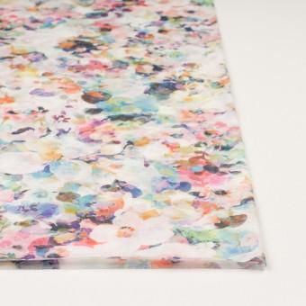 コットン×フラワー(ピンク)×天竺ニット_全3色 サムネイル3