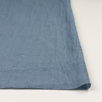 コットン&ナイロン×無地(アッシュブルー)×オーガンジー・ワッシャー_全3色 サムネイル3