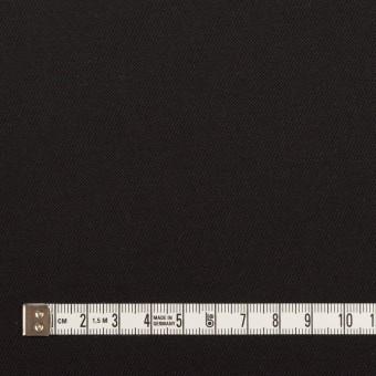 コットン×無地(ブラック)×ギャバジン サムネイル4
