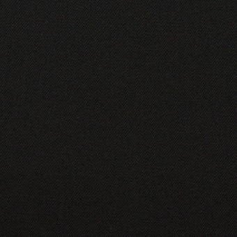コットン×無地(ブラック)×チノクロス