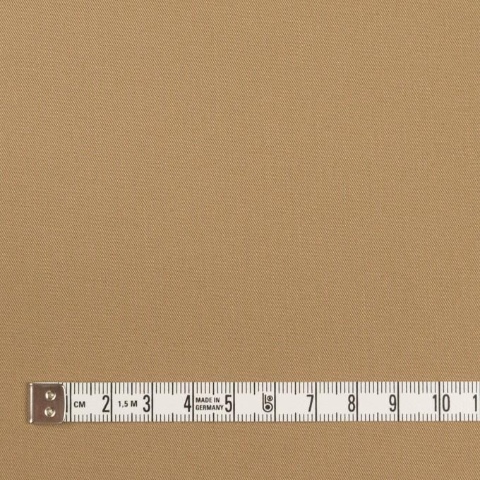 コットン×無地(オークルベージュ)×チノクロス イメージ4