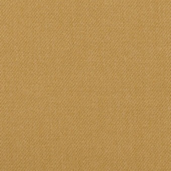 コットン&ポリウレタン×無地(チャイ)×チノクロス サムネイル1