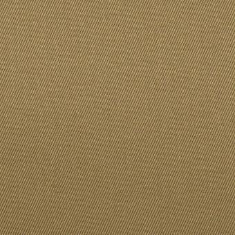 コットン×無地(カーキ)×チノクロス_全2色
