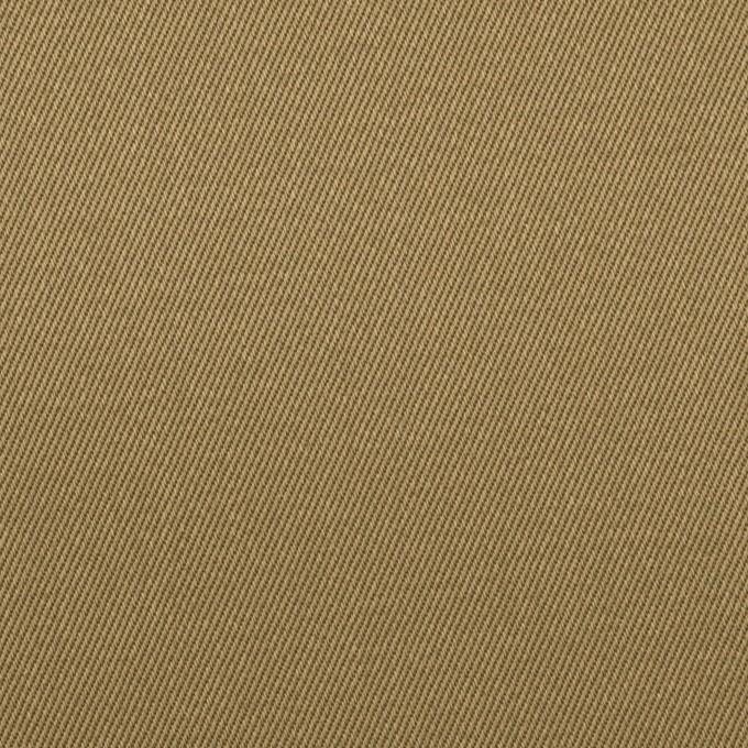 コットン×無地(カーキ)×チノクロス_全2色 イメージ1