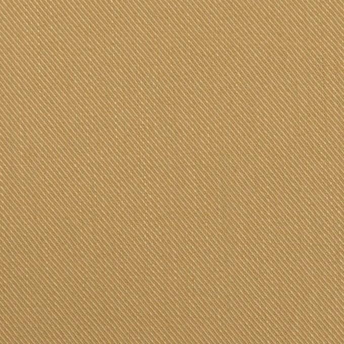 コットン&リネン×無地(カーキベージュ)×チノクロス_全2色 イメージ1