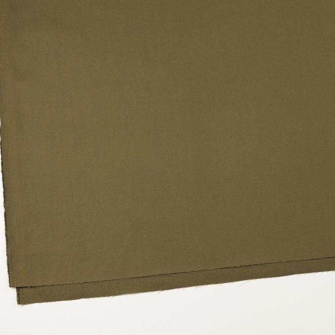 コットン&リネン×無地(カーキグリーン)×チノクロス_全2色 イメージ2