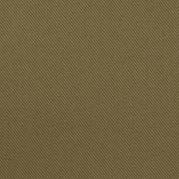 コットン&リネン×無地(カーキグリーン)×チノクロス_全2色 イメージ1