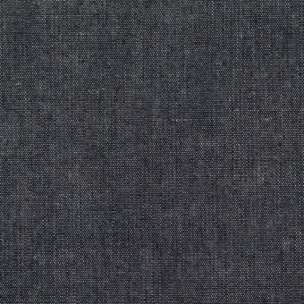 コットン×無地(インディゴ)×キャンバス