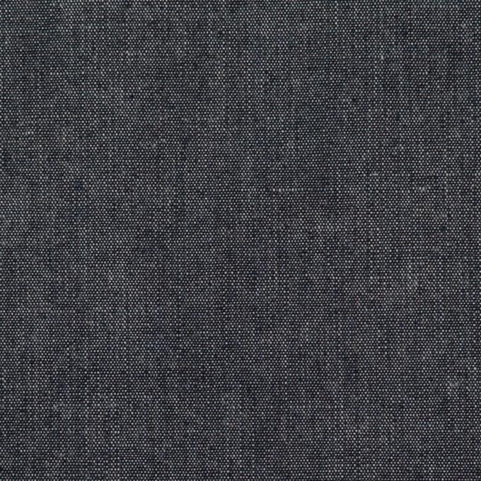 コットン×無地(インディゴ)×キャンバス イメージ1