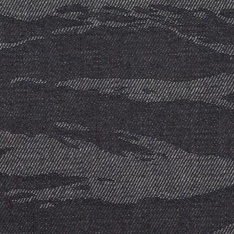 コットン×迷彩(インディゴ)×デニムジャガード(8oz) サムネイル1