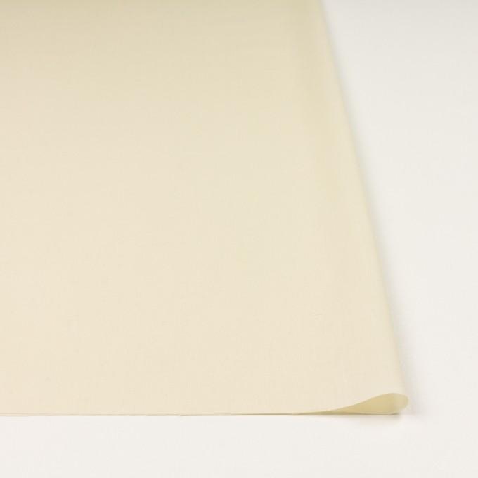 コットン×無地(カスタード)×ボイル イメージ3