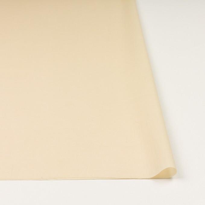 コットン×無地(キナリ)×ボイル イメージ3