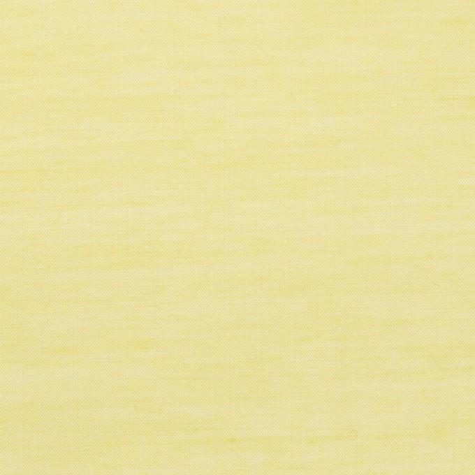 コットン&レーヨン×無地(レモン)×ボイル イメージ1