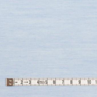 コットン&レーヨン×無地(サックス)×ボイル サムネイル4