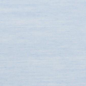 コットン&レーヨン×無地(サックス)×ボイル サムネイル1