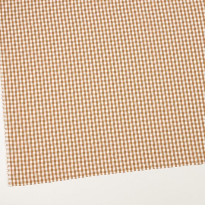 コットン×チェック(モカ)×ブロード_全3色 イメージ2
