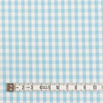 コットン×チェック(サックス)×ブロード_全3色 サムネイル4