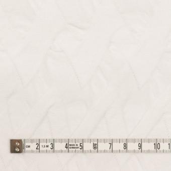 コットン×ウェーブ(ホワイト)×ジャガードニット サムネイル4