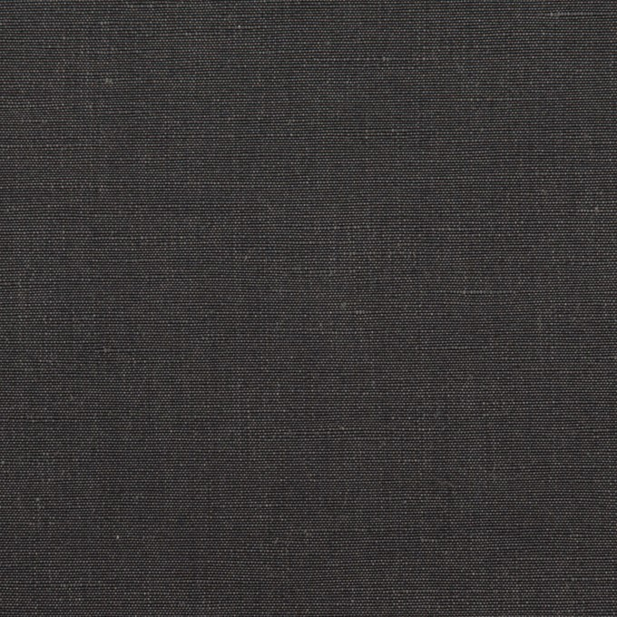 コットン&リネン×無地(チャコールグレー)×シャンブレー イメージ1