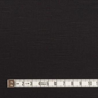 コットン&リネン×無地(チャコールブラック)×ポプリン サムネイル4